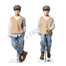 10 Year Old Kids Mannequin Flexible Head Arms And Legs Mz Km10y
