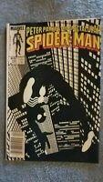 Spectacular Spider-Man #101, VF- 7.5, John Byrne Cover