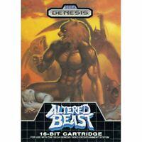 Altered Beast - Sega Genesis Game *CLEAN VG