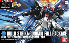 Build Strike Gundam Full Package HGBF Build Fighters 1/144 Model Bandai Japan