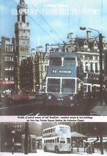 Bradford's Transport Dvd Steam Trams Trolleybus Thornbury Forster Square Bowling