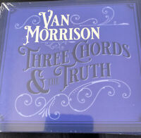 Van Morrison Three Chords And The Truth. New Sealed Cd Digipak