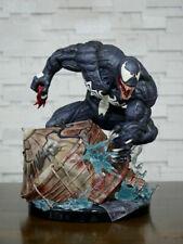 Venom Statue Spider Man Sculpture Art / Nt XM Sideshow Prime 1 / DC Comics RARE