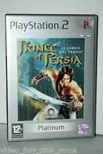 PRINCE OF PERSIA LE SABBIE DEL TEMPO GIOCO USATO SONY PS2 ED ITA PLATINUM 35594
