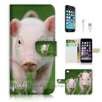 ( For iPhone 6 Plus / iPhone 6S Plus ) Case Cover P1784 Pig