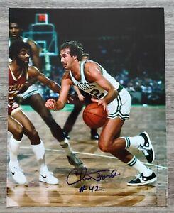 Chris Ford Signed Boston Celtics 8x10 Photo 1st 3 Point Shot In NBA History RAD