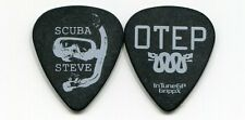 OTEP 2009 Machine Tour Guitar Pick!!! STEVE BARBOLA custom concert stage Pick