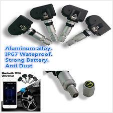 Bluetooth 4.0 TPMS Tire Pressure Monitoring System Alarm Warning Sensors TPMS
