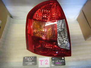 HYUNDAI ACCENT SEDAN PASSENGER Side TAIL LIGHT LEFT REAR LAMP 2006/2009 NEW