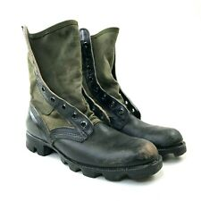 Vintage Us Military Men's Black Olive Ro-Search Jungle Combat Boots Us 6 (R)
