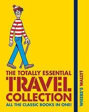 Where's Wally?: The Totally Essential Travel Collection by Martin Handford (Hard