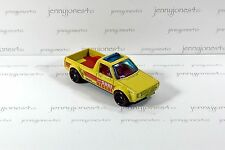 2017 Hot Wheel VHTF Surf's Up Loose Yellow #4 VOLKSWAGEN CADDY Mint Condition
