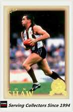 2012 Select AFL Eternity Hall Of Fame Card HOF207 Tony Show (Collingwood)