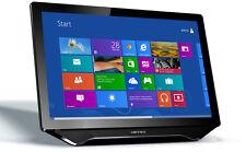"HANNS.G HT231HPB LED-Touch-Monitor 58,4 cm (23"") - Full HD, HDMI, DVI-D, VGA"