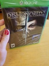 Dishonored 2: Walmart Edition CONTROLLER SKIN (Microsoft Xbox One, 2016)