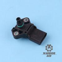For Audi A4 A6 Q5 TT 2.0L MAP Intercooler Intake Manifold Pressure Sensor