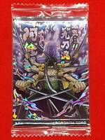 one piece Card Wafers The worst generation SP No6-18 Roronoa Zoro Japan anime