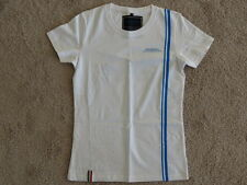"""New Panerai Authentic T-Shirt White Woman S Short Sleeve, """"10 YEARS OF PASSION"""""""