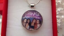 LITTLE MIX GLORY DAYS NECKLACE DANCE POP MUSIC GIFT BOXED 22 INCH SILVER CHAIN