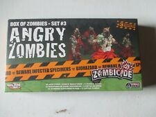Brettspiel Erweiterung Zombicide, Angry Zombies, OVP