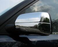 Chrome full door wing MIRROR COVER cap for Range Rover L322 2002-2005 shell new