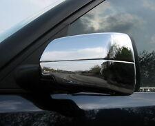 Chrome COMPLETO PORTA Specchietto Laterale Coprire Cap per Range Rover L322 (2002-2005) SHELL NUOVO