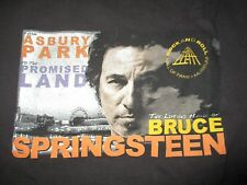 The Life and Music of Bruce Springsteen (Med) T-Shirt Rock And Roll Hall of Fame