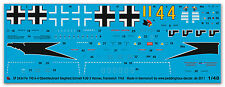 Peddinghaus 2434 1/48 Fw 190 A-4 Oberstleutnant Siegfried Schnell9/JG 2 Vannes 1