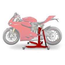 Motorbike Central Stand ConStands Power Ducati 1299 Panigale S 15-16 red mat