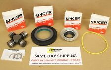 Seal Kit Ford F250 F350 05-16 Super Duty Front Axle Vacuum Dust U-Joint O ring