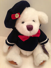 Brass Button TAYLOR Premier Collection Bear Of Happiness Plush Sailor Jointed