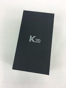 LG K20 LMX120EMW - 16GB - Aurora Black (Unlocked) (Dual SIM)