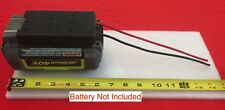 battery adapter for Ryobi 40V 12 gauge wire power connector robotics 3d printed