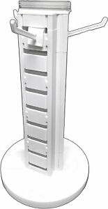 Spinning Retail Store Display Hanging Counter Top Rack,Multi Tier Compact