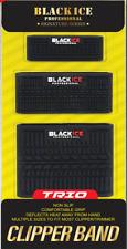 Black Ice Professional Clipper Band Trio Set ( Non Slip, Comfortable Grip ...)