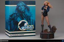 Sideshow Toys Black Canary Premium Form. Figure Statua