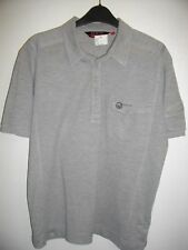 NEW * DUCK and COVER * GREY CLASSIC FIT FRONT BUTTON POLO SHIRT SIZE XL RRP £45