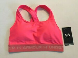 Under Armour New Crossback Compression Sports Bar Women's Small 1361034