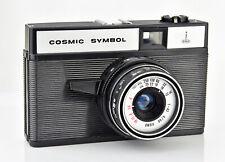 Vintage Lomo Cosmic Symbol 35mm camera & case