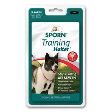 Sporn Original Halter Dog Harness Black