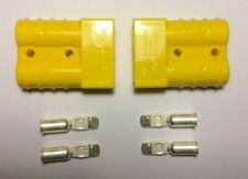 Anderson Sb50 Connector 50 Amps Yellow Housing 6 8 Or 1012 Awg Contacts