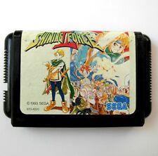 Rare SHINING FORCE II 2 (JAP) jeu Megadrive / Game for Sega Mega Drive (NTSC/J)