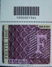 1364 CODICE A BARRE MADE IN ITALY FRETTE 0.60 ANNO 2010