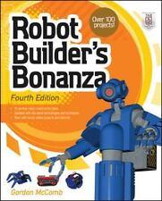 Robot Builder's Bonanza, 4th Edition by McComb, Gordon