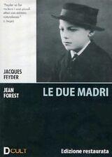 Dvd **LE DUE MADRI** Ediz. Restaurata di Jacques Feyder con Jean Forest 1925