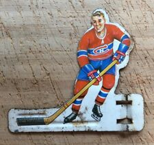 Vintage  Coleco Toys Metal Table Hockey Player-1960's- Montreal Canadiens