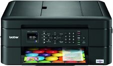 Brother MFC-J480DW Multifunction Inkjet Printer - Black Color Inkjet All-In-One