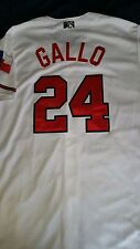 joey gallo signed frisco rough riders jersey rangers top prospect