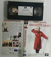 Sergente Bilko (VHS - Cic) Usto Ex Noleggio