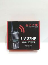 BaoFeng UV-82HP HIGH POWER  UHF- VHF RADIO OUTPUT 8 WATTS